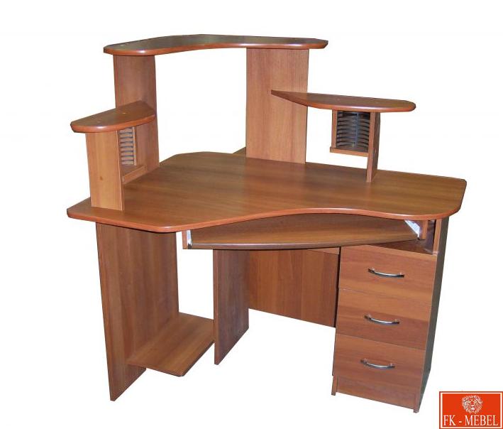 Мебель под заказ, компьютерные столы от перал Чп - мебельный.